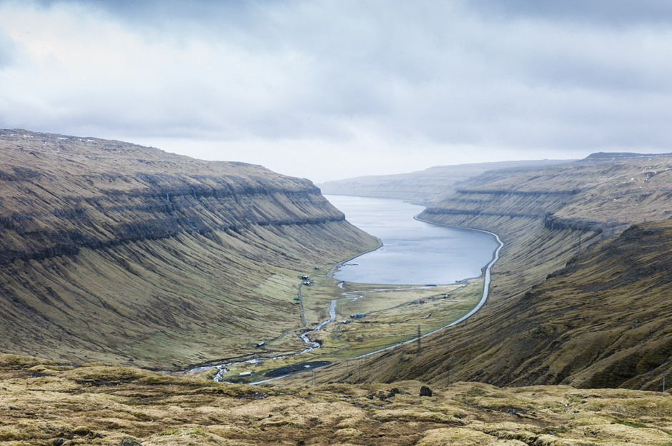 Fjord, Faroe Islands, April 2013 by Magnus Nilsson, from Nordic: A Photographic Essay of Landscapes, Food and People
