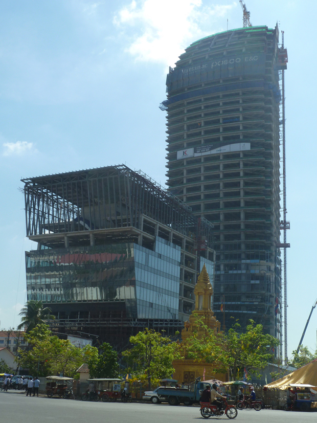 Vattanac Capital Tower - Farrells