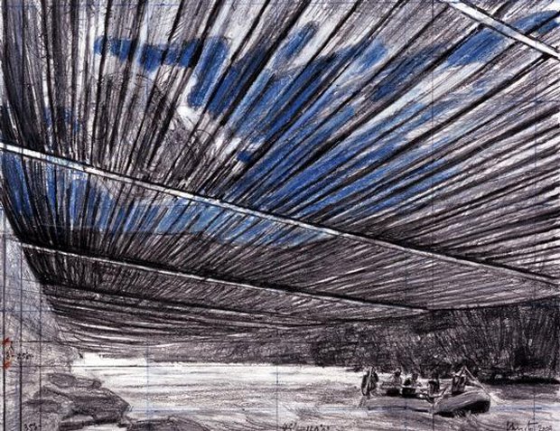 Over The River - Christo