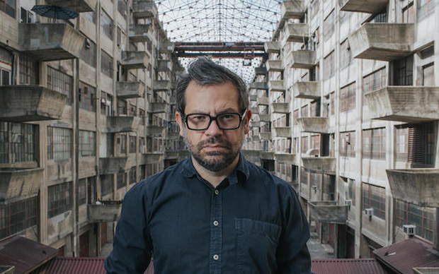Dare you enter Pedro Reyes' horror house?