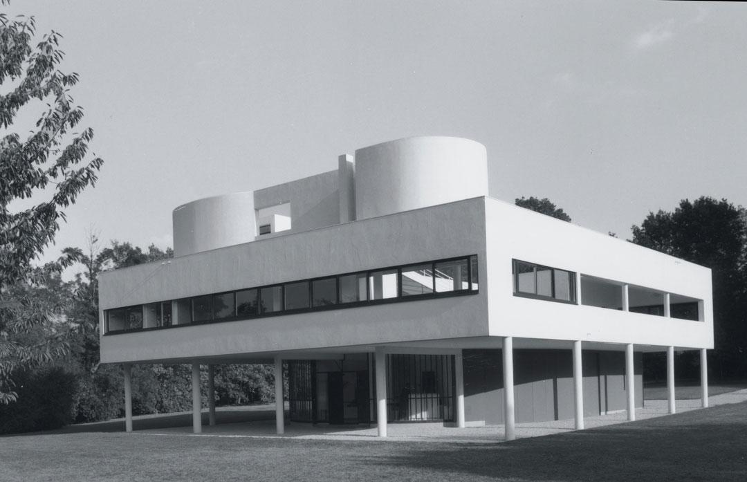 Le Corbusier\'s Grand Designs: Villa Savoye | Architecture | Agenda ...