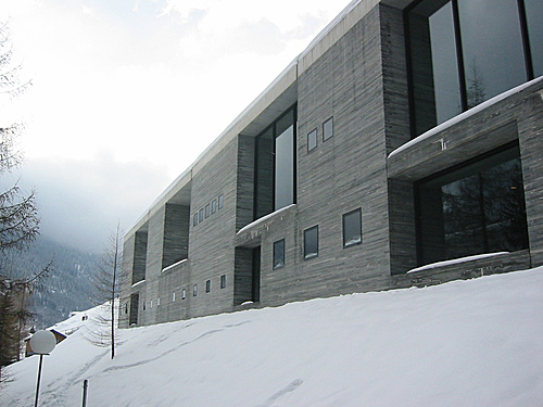 Vals Therme - Peter Zumthor