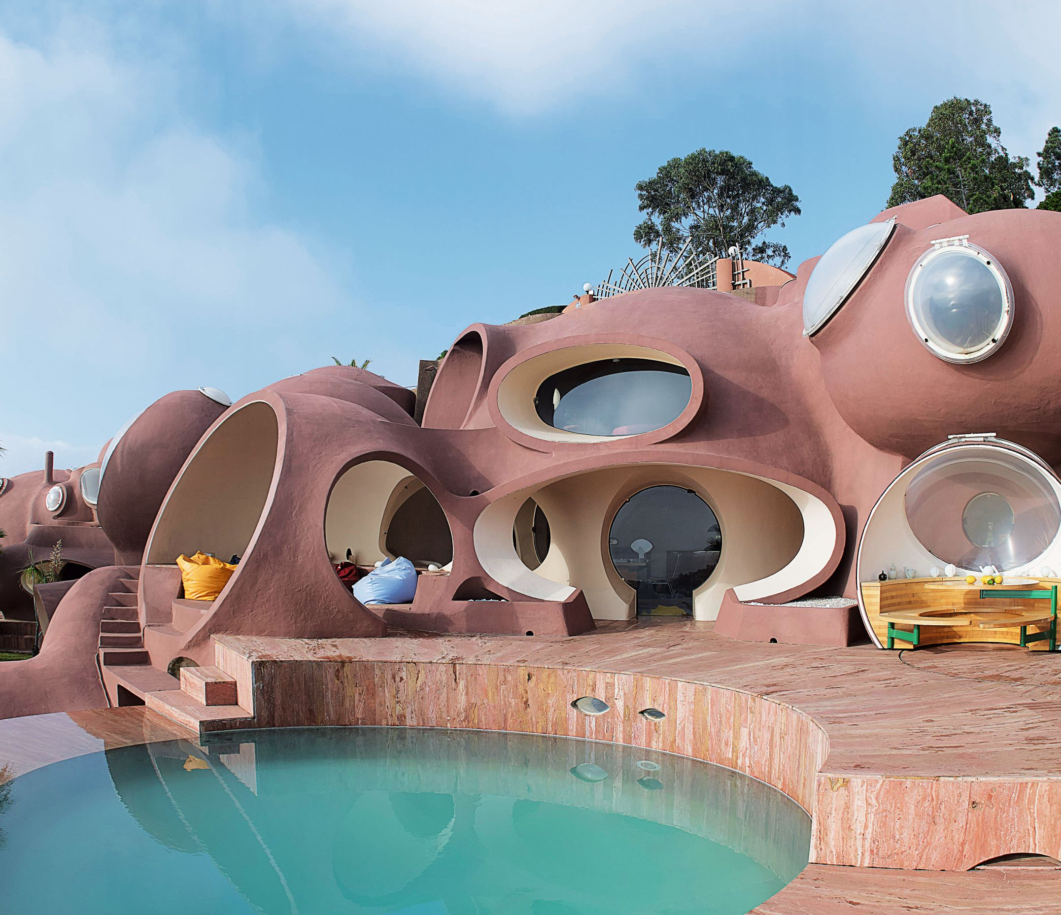The Bubble Palace, Théoule-sur-Mer, France