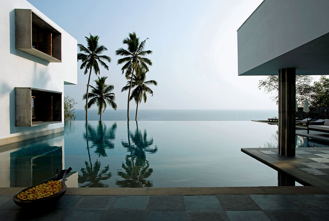 The Cliff House, Kerala, India