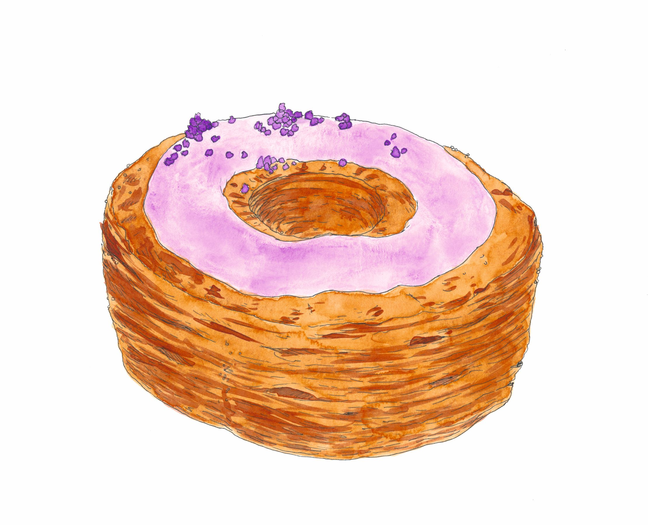 Cronut®, Dominique Ansel, Dominique Ansel Bakery, United States, 2013
