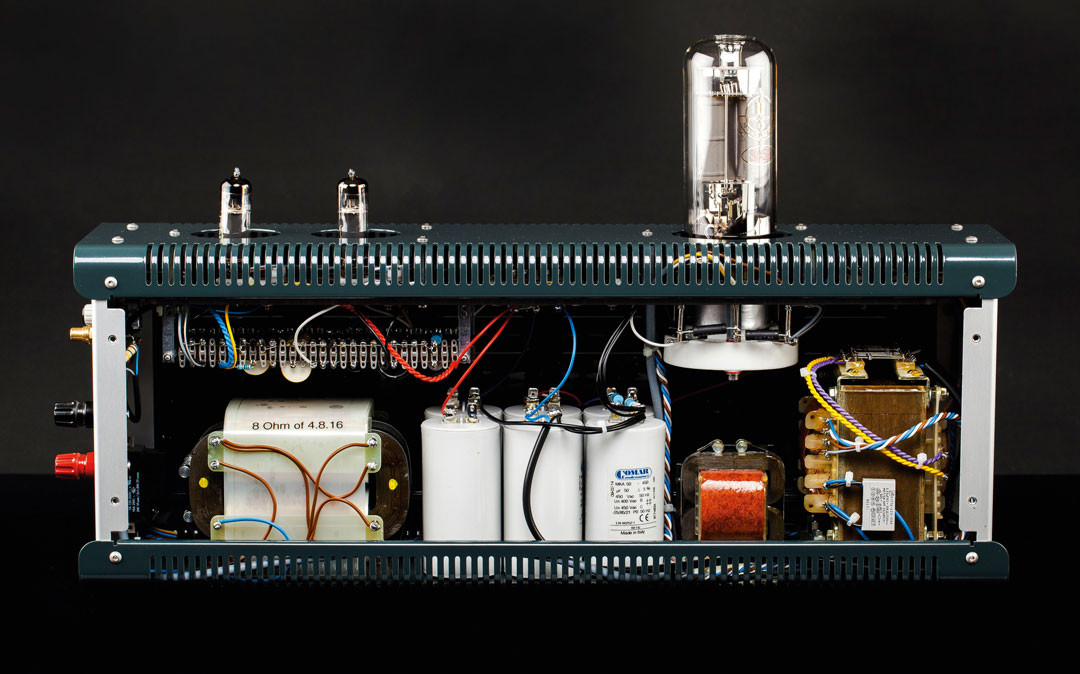 845 Amplifier, Reinhard Thöress, Thöress, 2014-15