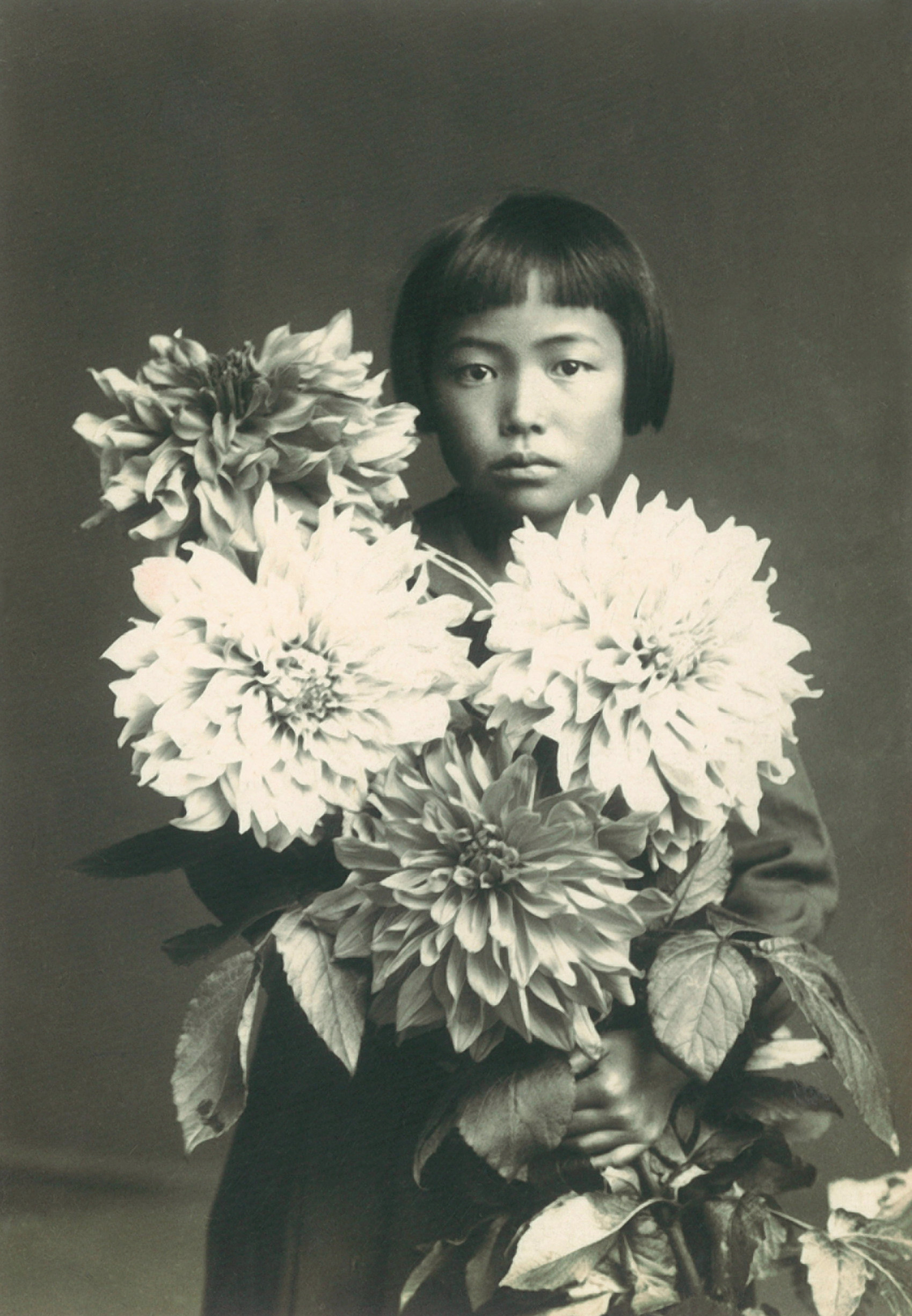 Anonymous, Yayoi Kusama at the Age of Ten in 1939. Photograph, Private collection. © Yayoi Kusama