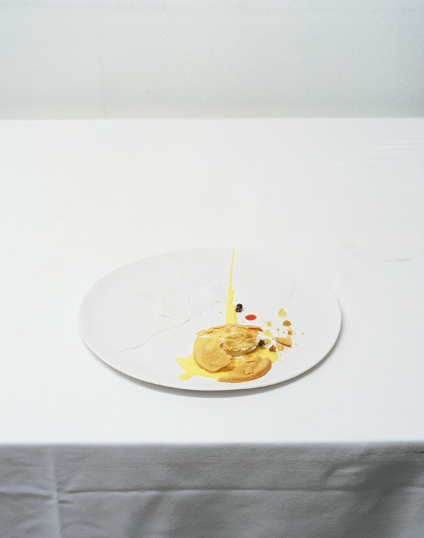 Oops! I Dropped the Lemon Tart, from Never Trust a Skinny Italian Chef, by Massimo Bottura