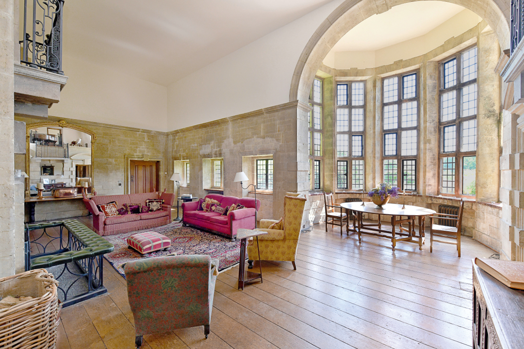 How Sir Edwin Lutyens combined old styles in new ways