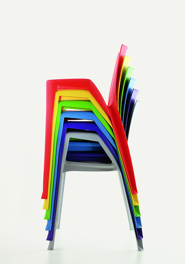 Heller Ultra Bellini Chair, 1970, By Mario Bellini. From Mario Bellini:  Furniture