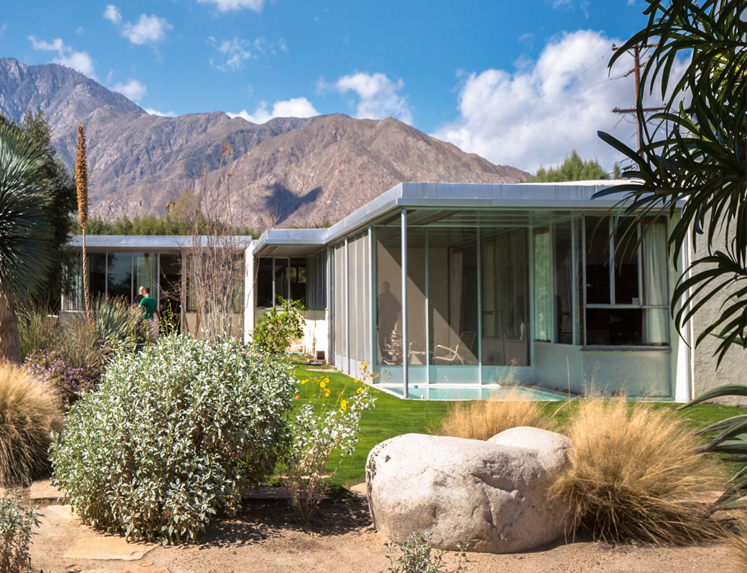 Miller House, Richard Neutra, 1937. Photography: Darren Bradley