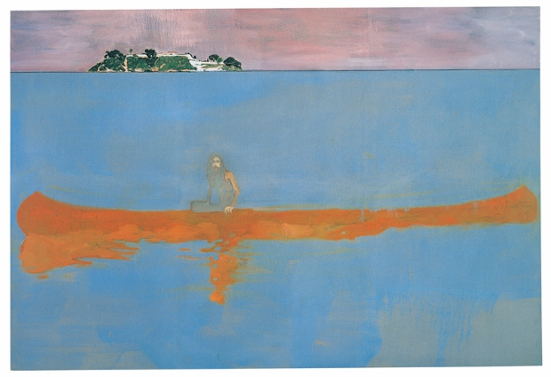 Peter Doig, 100 Years Ago (2000