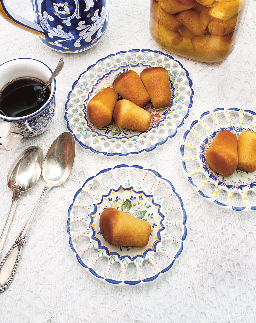 Eat Me Baba One More Time (Rum baba)