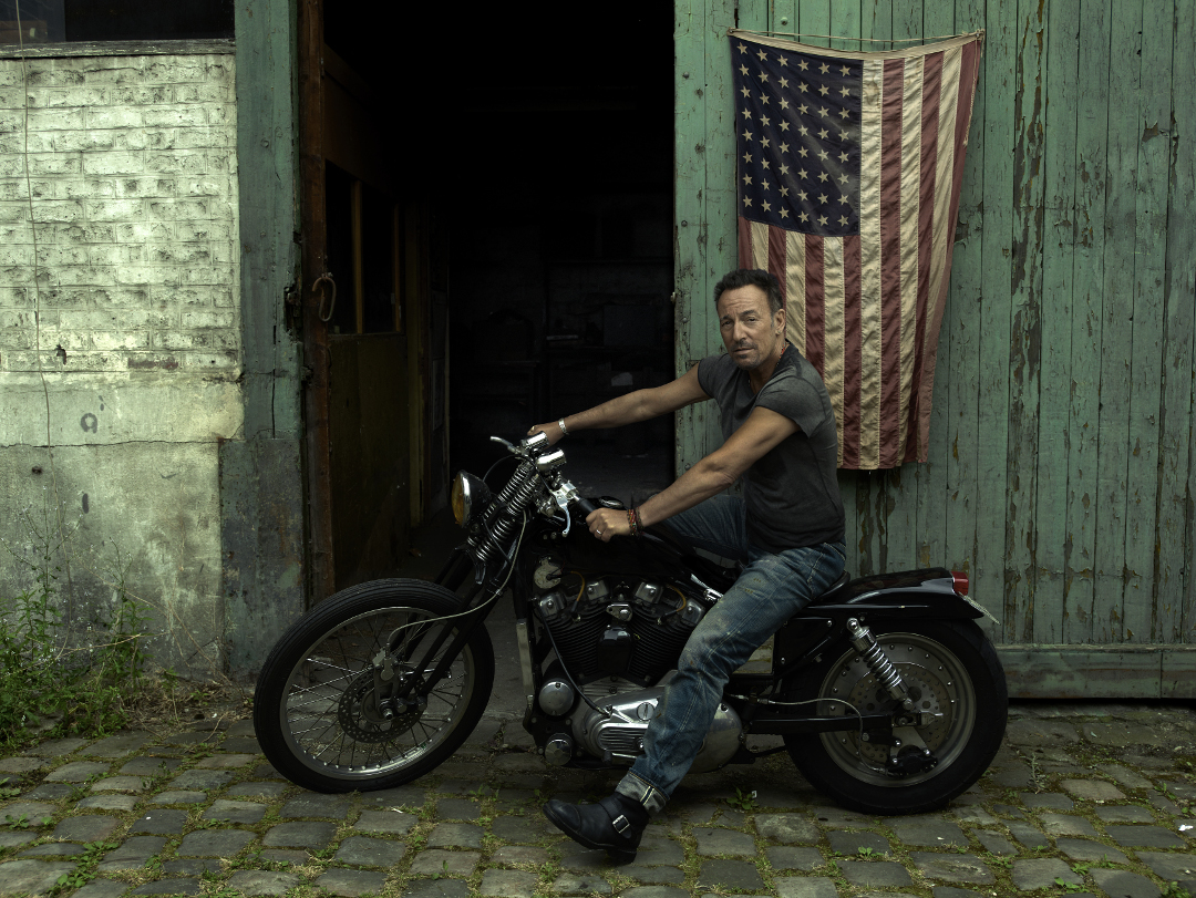 How Annie Leibovitz captured Bruce Springsteen's DNA
