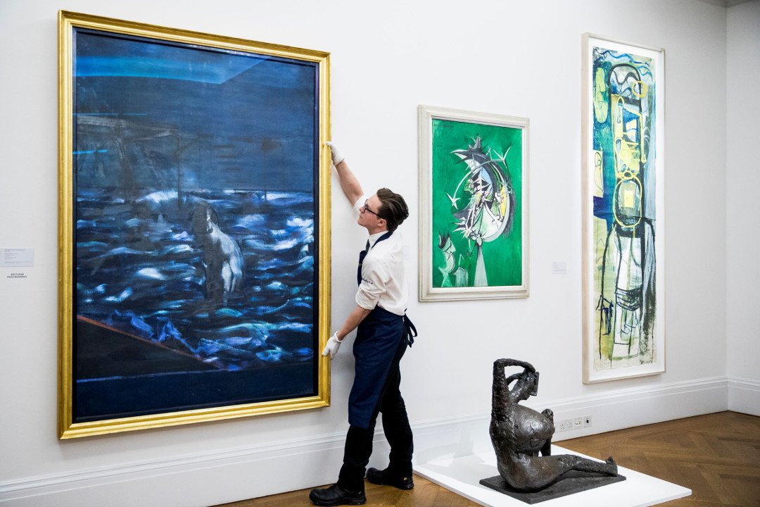 The refugees who remade British art