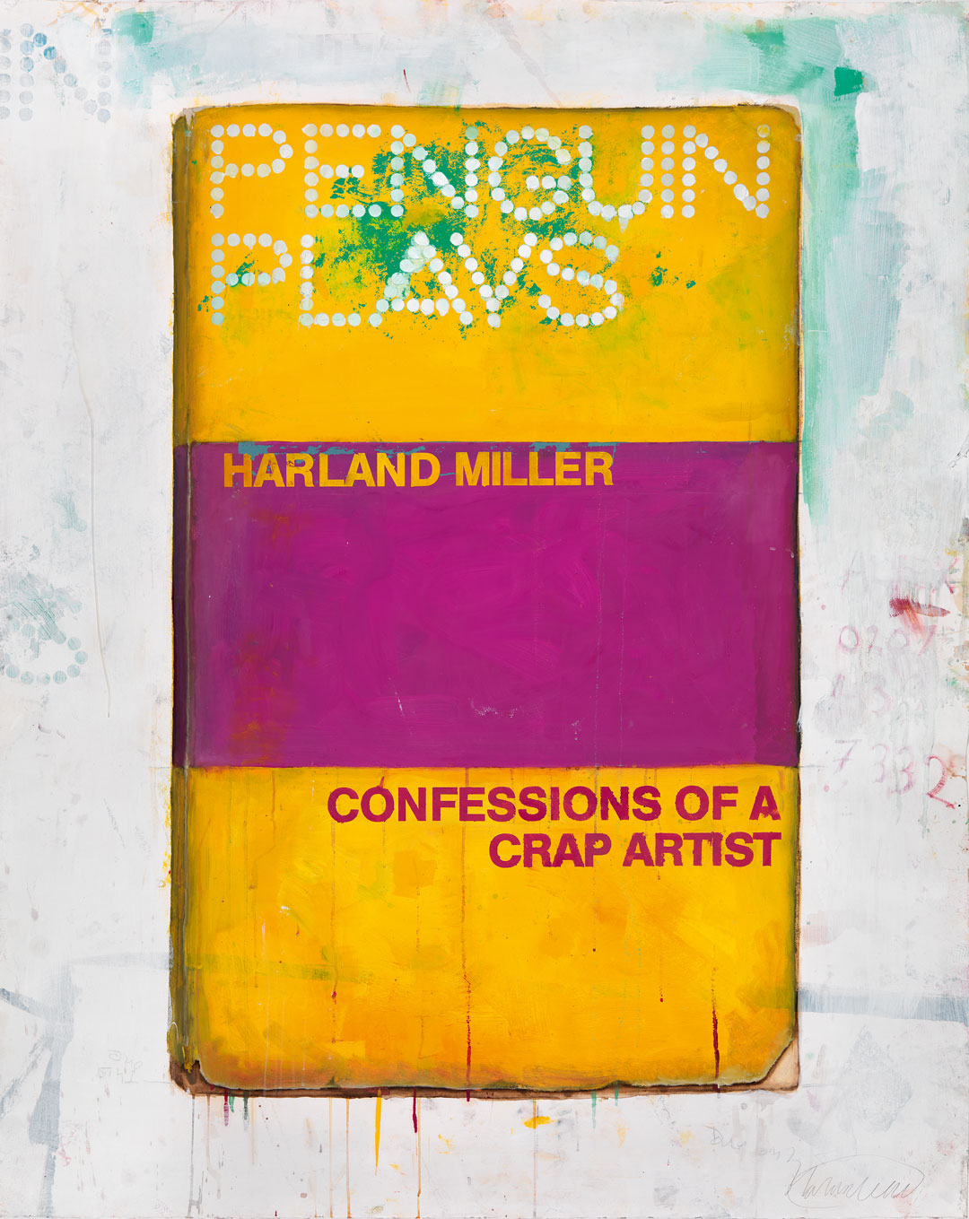 World Book Day according to Harland Miller