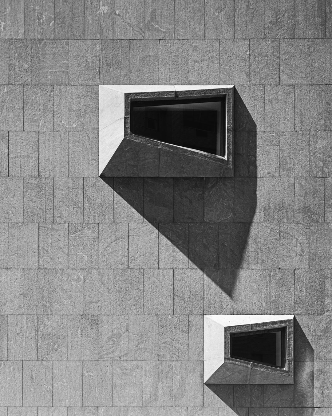 Ezra Stoller: Marcel Breuer, Whitney Museum of American Art, now Met Breuer (1966), New York, NY, 1966