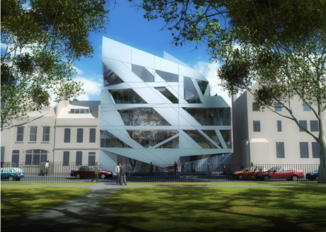 33 - 35 Hoxton Square by Zaha Hadid Architects