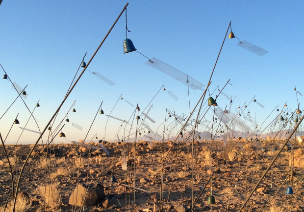 Boltanski's bells and heartbeats come to Edinburgh