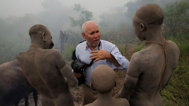 Steve McCurry in Ethiopia