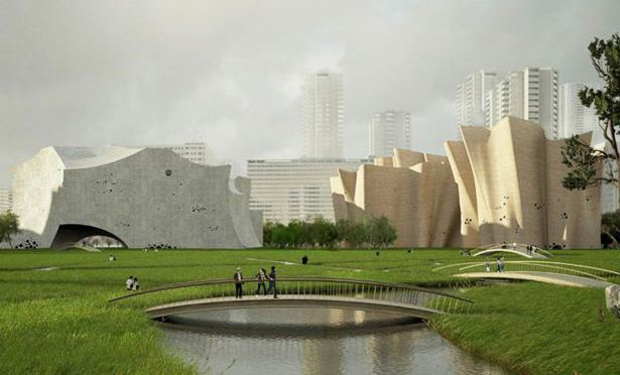 Three new museums for major South China city