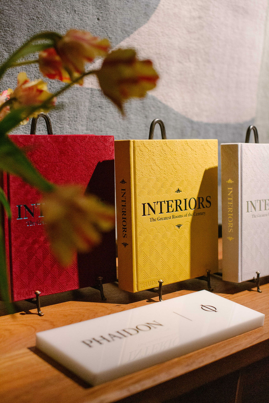 The launch for Interiors: The Greatest Rooms of the Century at Roman and Williams Guild New York