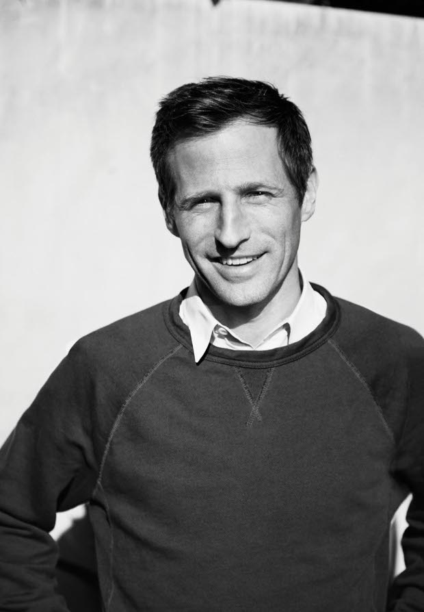 Spike Jonze, featured in issue no 18 for Autumn and Winter 2013, portrait by Collier Schorr. From Fantastic Man