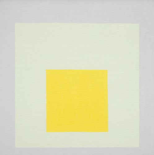 The square paintings that established Anni and Josef Albers