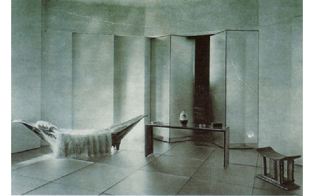 Eileen Gray's Paris appartment