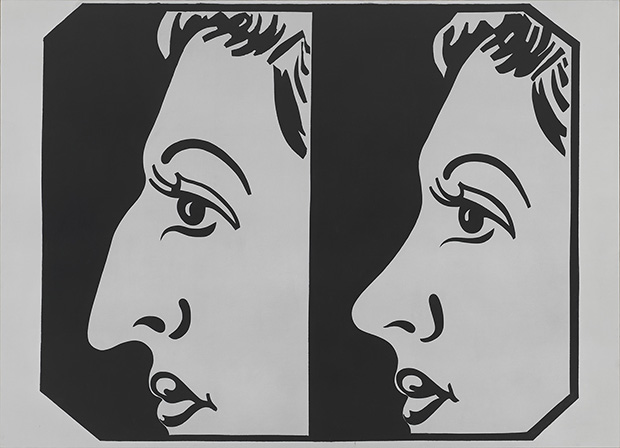 Andy Warhol, Before and After, 4, 1962, Whitney Museum of American Art, New York; purchase, with funds from Charles Simon © 2016 The Andy Warhol Foundation for the Visual Arts, Inc. / Artists Rights Society (ARS), New York, Digital Image © Whitney Museum, N.Y.