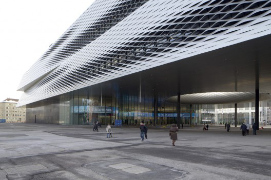 Messe Basel Exhibition Centre, Switzerland -  Herzog & de Meuron