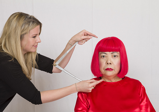 Madame Tussauds is building a Yayoi Kusama zone