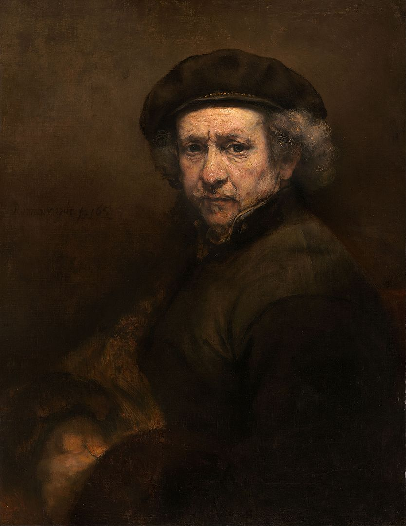 How Rembrandt made his name