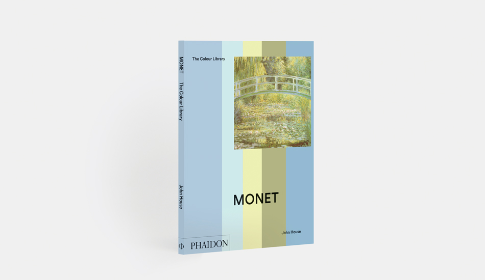 Monet, from our Colour Library Series