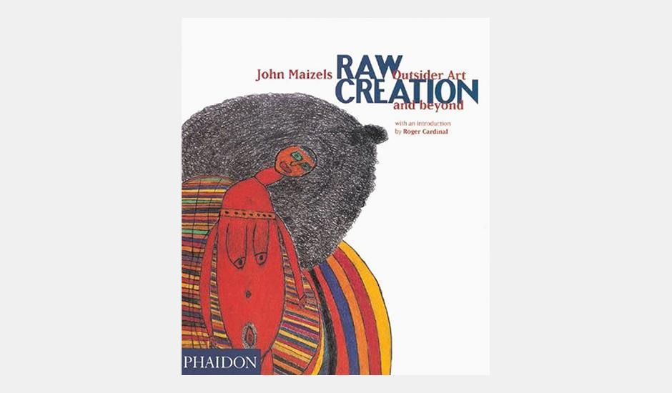 raw creation art phaidon store