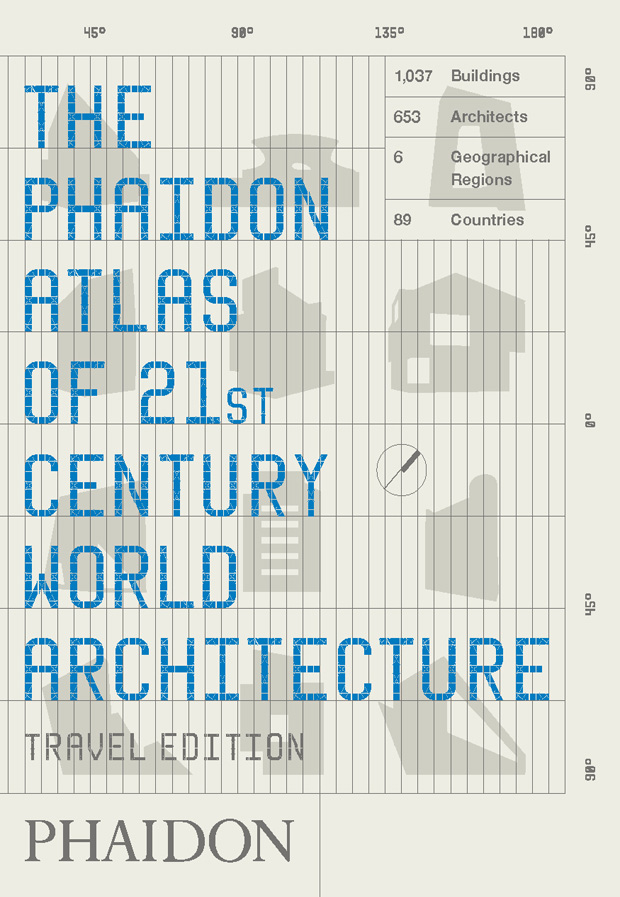 The Phaidon Atlas of 21st Century World Architecture Travel Edition