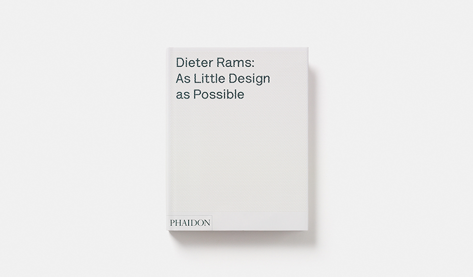 Do it yourself design phaidon store dieter rams as little design as possible solutioingenieria Gallery