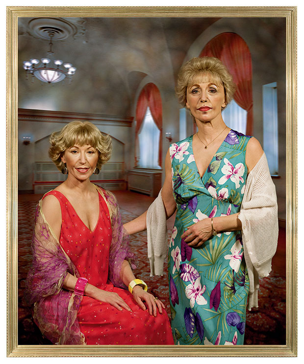 Untitled #475 (2008) by Cindy Sherman