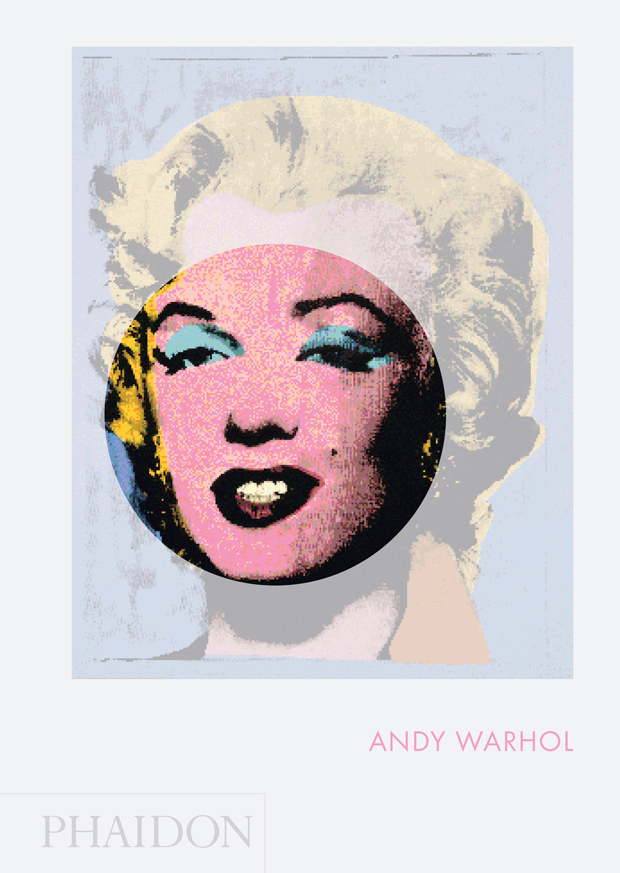 Andy warhol art phaidon store for Foto effetto andy warhol