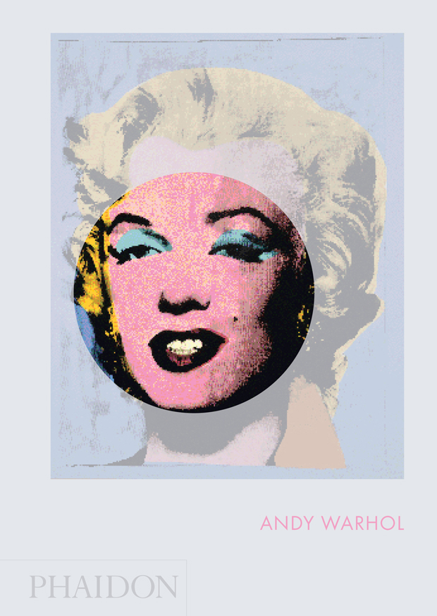 Check out our attractively packaged and priced Andy Warhol Phaidon Focus book in the store
