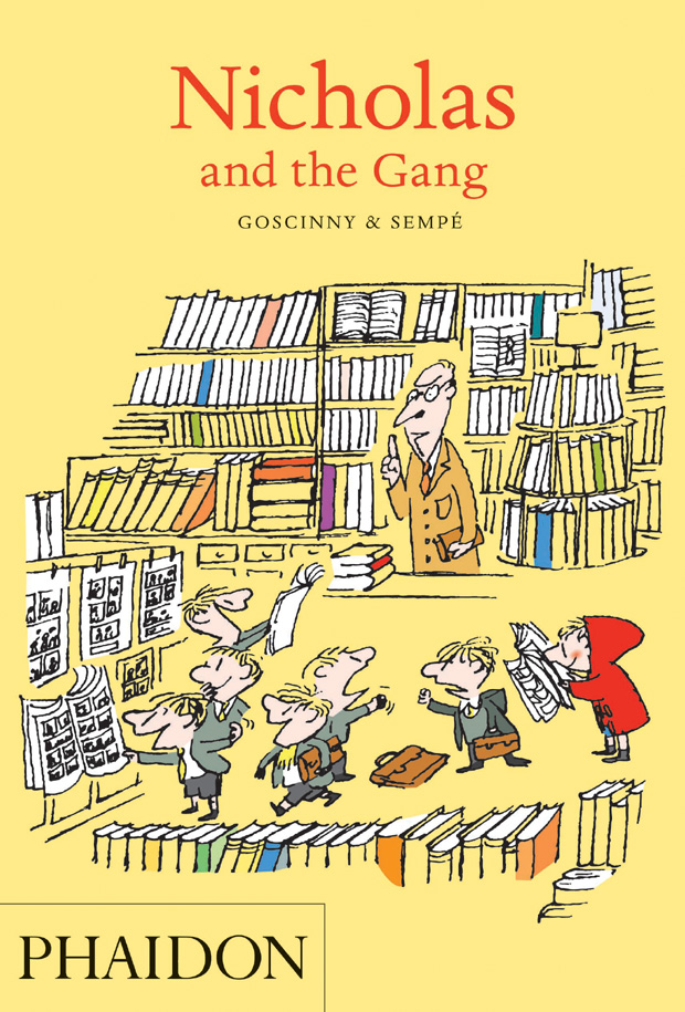 Nicholas And The Gang Children S Books Phaidon Store