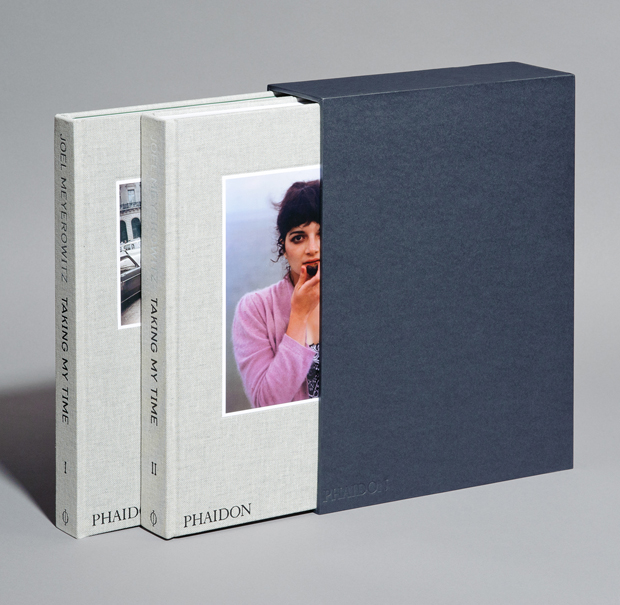 Joel Meyerowitz: Taking My Time - Limited Edition with Print and DVD