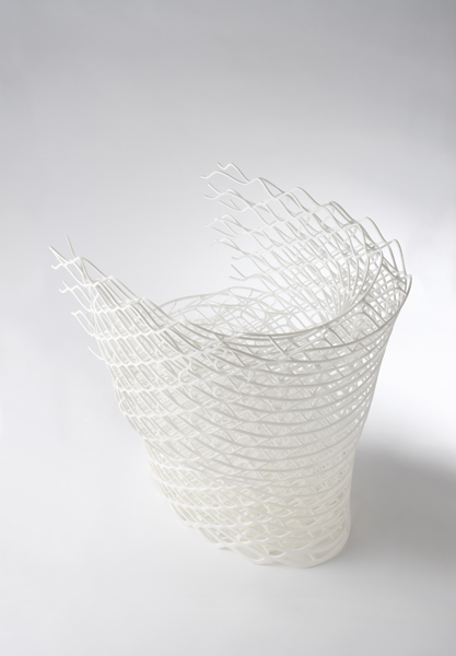Diamond chair (2008) by Nendo, from Wa
