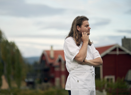 'Bitter, almost spicy'- Magnus Nilsson on the surprising, evergreen element in Nordic bread