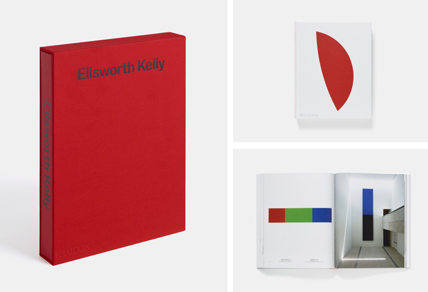 The Ellsworth Kelly monograph