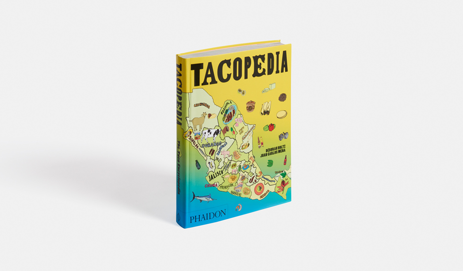 Our great new book Tacopedia