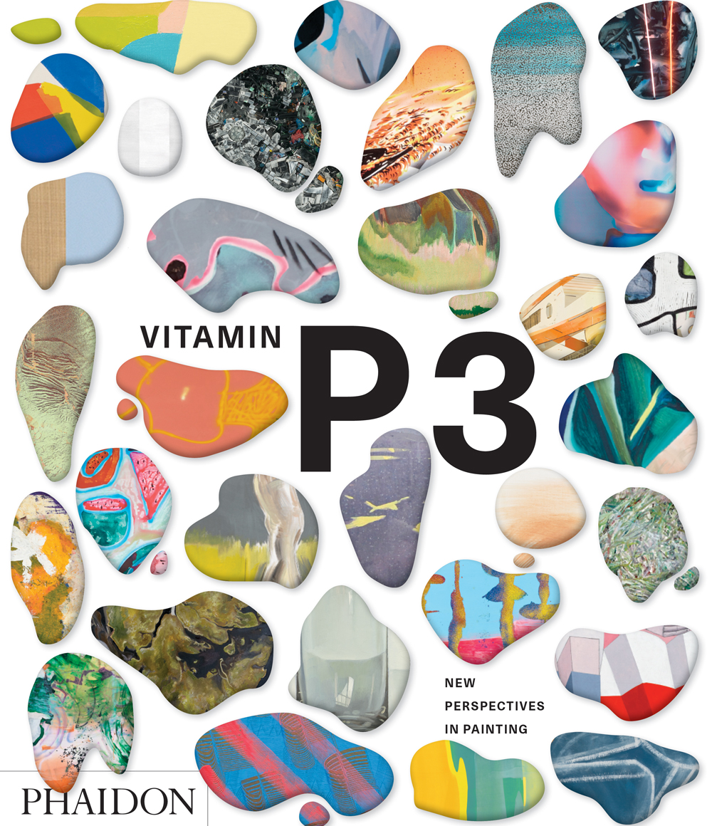 The cover of Vitamin P3 New Perspectibes In Painting