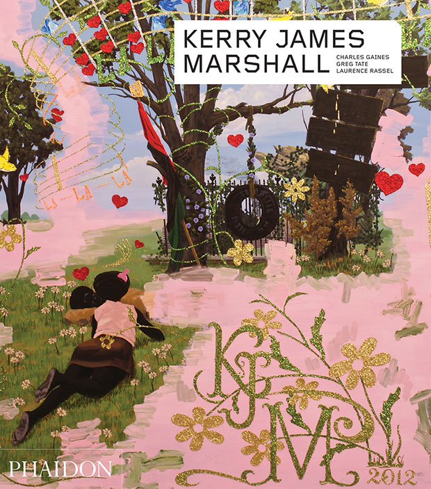 Our Kerry James Marshall Contemporary Artist Series book