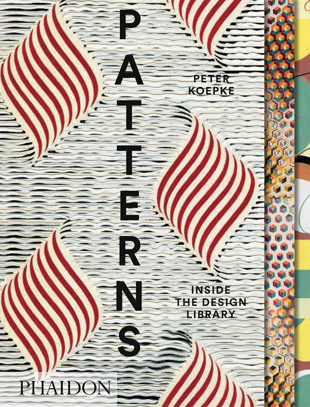 Patterns Inside The Design Library Design Phaidon Store Inspiration Pattern Day