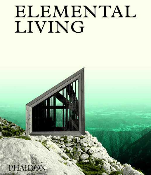 The cover of Elemental Living